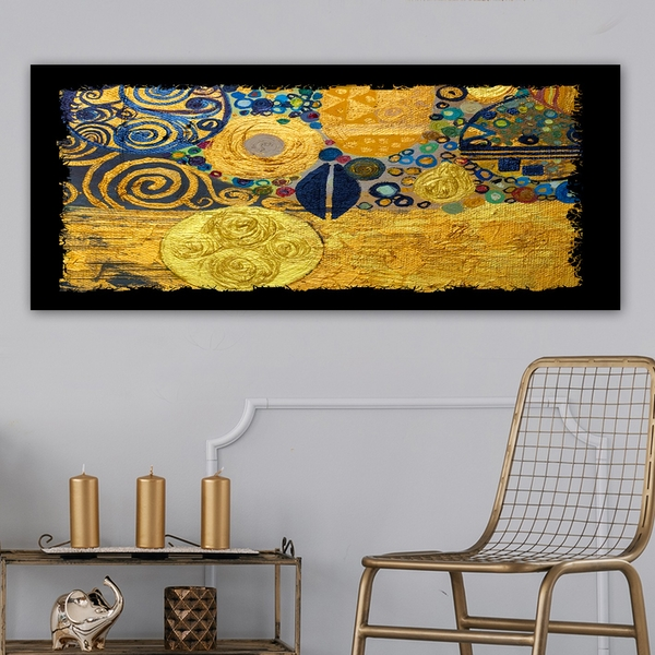 YTY222207_50120 Multicolor Decorative Canvas Painting