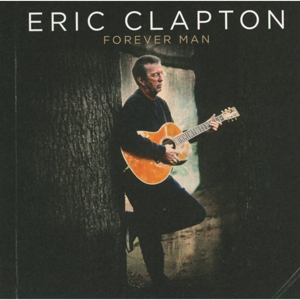 Eric Clapton - Forever Man Music CD