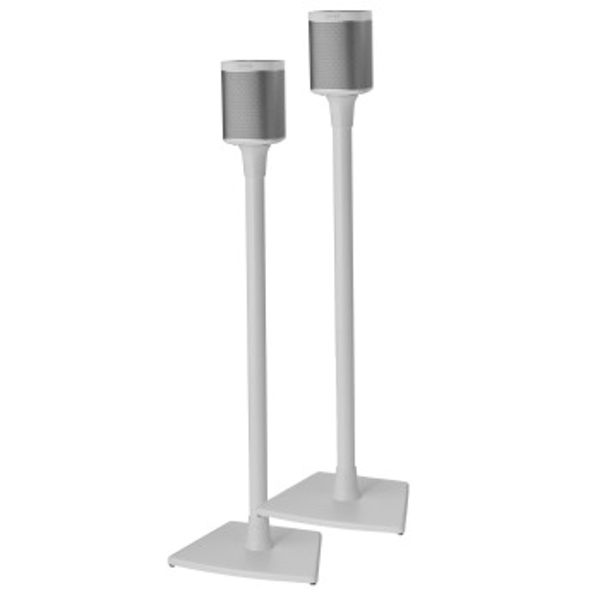 "Sanus ""WSS22"" Speaker Stand for Sonos® ONE, PLAY:1, PLAY:3, 2 pcs., white"