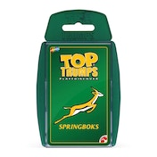 Springboks Top Trumps