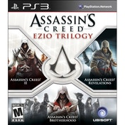 Assassin's Creed Ezio Trilogy PS3 Game