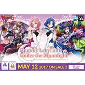 Cardfight Vanguard TCG Rummy Labyrinth Under the Moonlight Booster Box (12 Packs)