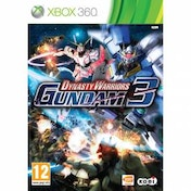 Dynasty Warriors Gundam 3 Game Xbox 360
