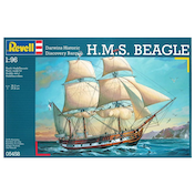 H.M.S. Beagle (Sailing Ships) 1:96 Scale Revell Model Kit Exclusive
