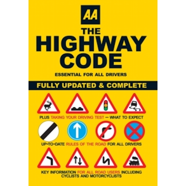 AA the Highway Code by AA Publishing (Paperback, 2007)