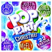 Pop Party Christmas CD