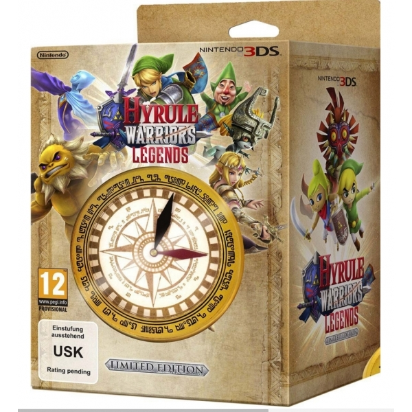 Hyrule Warriors Legends Limited Edition 3DS Game - Image 1
