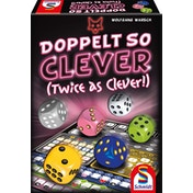 Doppelt So Clever (Twice As Clever) Card Game