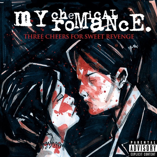 My Chemical Romance - Three Cheers For Sweet Revenge Vinyl