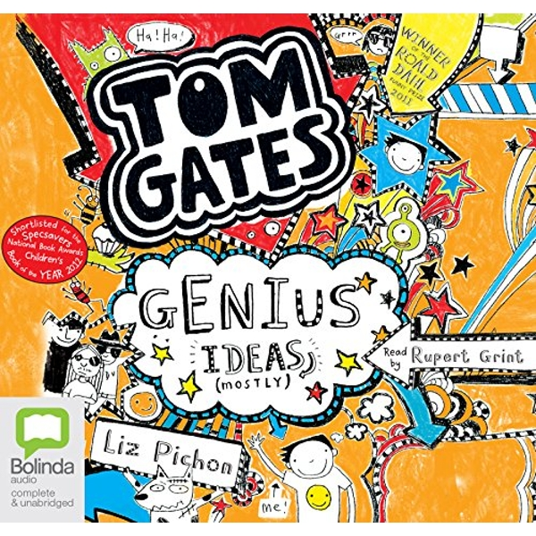 Genius Ideas (Mostly)  CD-Audio Pichon, Liz