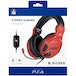 Official Playstation Gaming Headset V3 Red for PS4 - Image 4