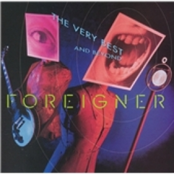 Foreigner The Very Best And Beyond CD