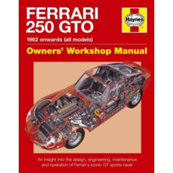 Ferraro 250 GTO Manual by Glen Smale (Hardback, 2014)