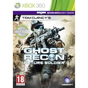 Tom Clancys Ghost Recon Future Soldier (Kinect Compatible) (Classics) Game Xbox 360