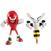 Sonic Boom - 3 Inch 2 Figure Pack - Knuckles + Beebot