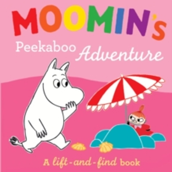 Moomin's Peekaboo Adventure: A Lift-and-Find Book by Penguin Books Ltd (Board book, 2016)