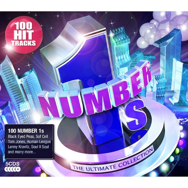 Various Artists - Number 1s CD