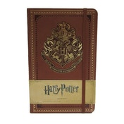 Hogwarts (Harry Potter) Hardcover Ruled Journal