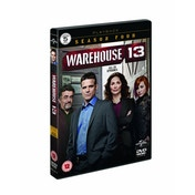Warehouse 13 - Season 4 DVD