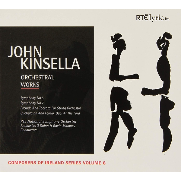 Orchestral Works CD