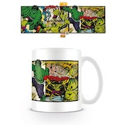 Marvel Retro Hulk Panels Mug