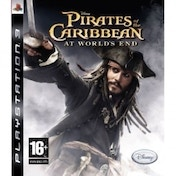 Ex-Display Pirates Of The Caribbean 3 At Worlds End Game PS3 Used - Like New