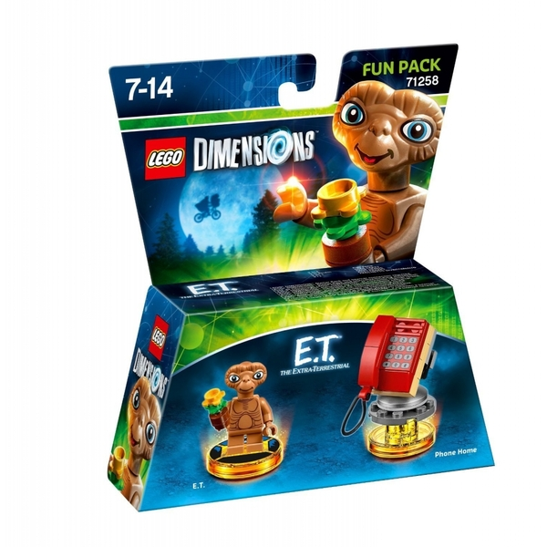 ET Lego Dimensions Fun Pack - Image 1