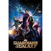 Guardians Of The Galaxy (one Sheet) Maxi Poster