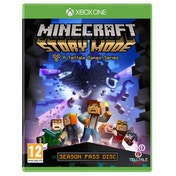 (Pre-Owned) Minecraft Story Mode A Telltale Games Series Xbox One Game