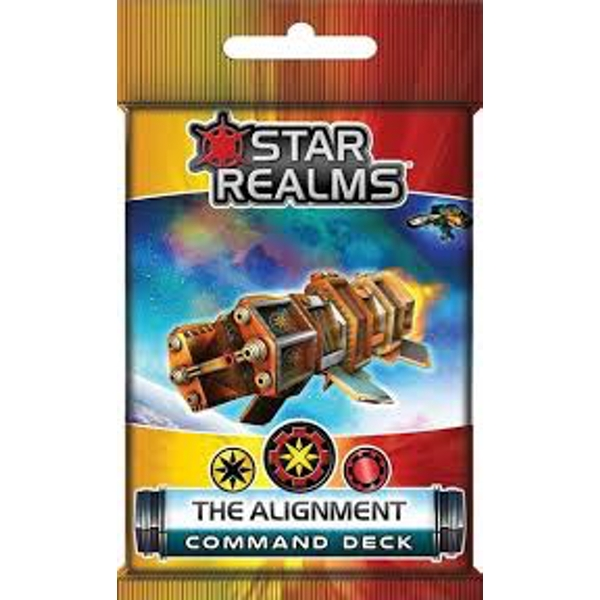 Star Realms The Alignment Command Deck