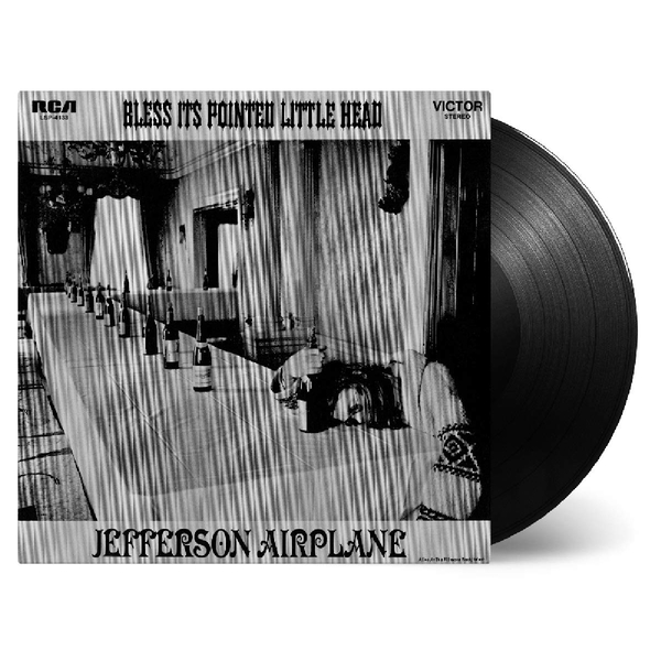 Jefferson Airplane - Bless Its Pointed Little Head Vinyl