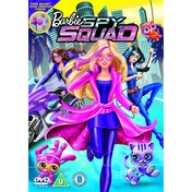 Barbie Spy Squad DVD