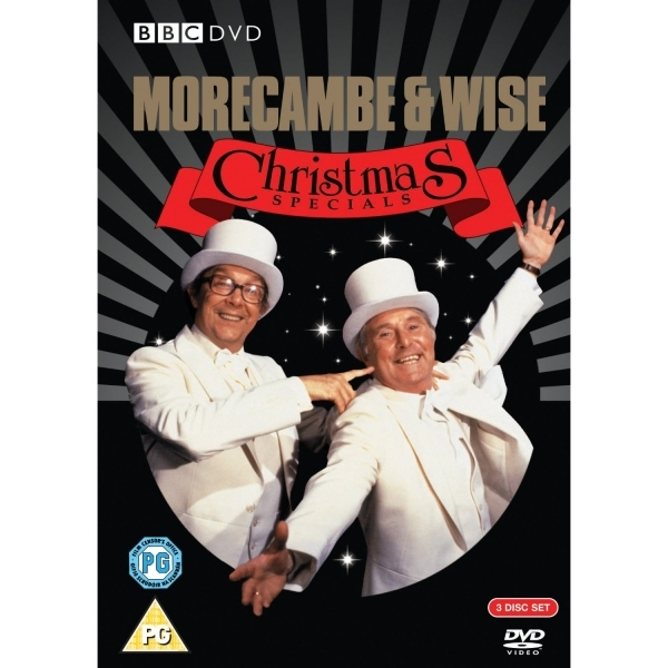 Morecambe And Wise Christmas Specials DVD