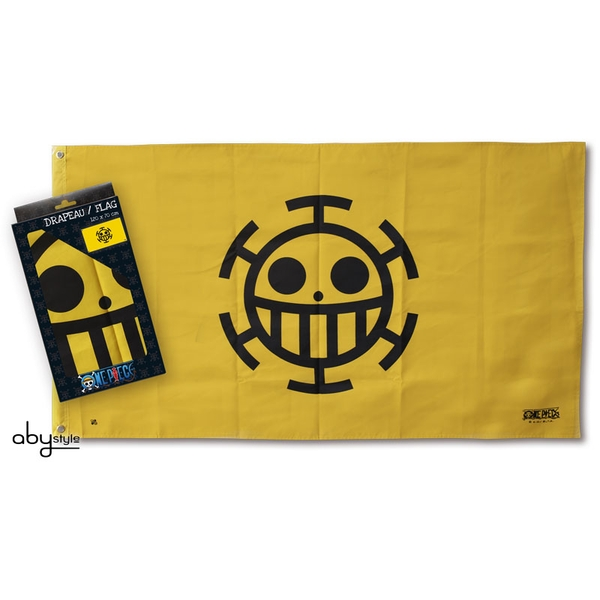 One Piece - Trafalgar Law (70 x 120cm) Large Flag