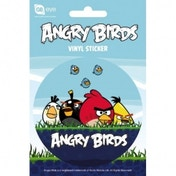 Angry Birds Group Sticker