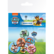 Paw Patrol Mix Badge Pack