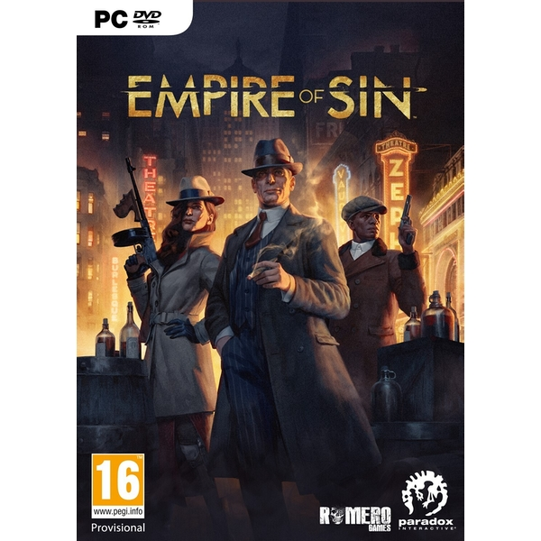 Empire of Sin Day One Edition PC Game
