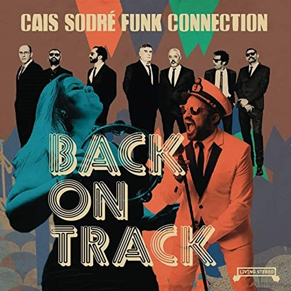 Cais Sodre Funk Connection - Back On Track Vinyl