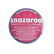 Snazaroo Make-Up 18ml Body & Face Paint Classic Fuchsia Pink