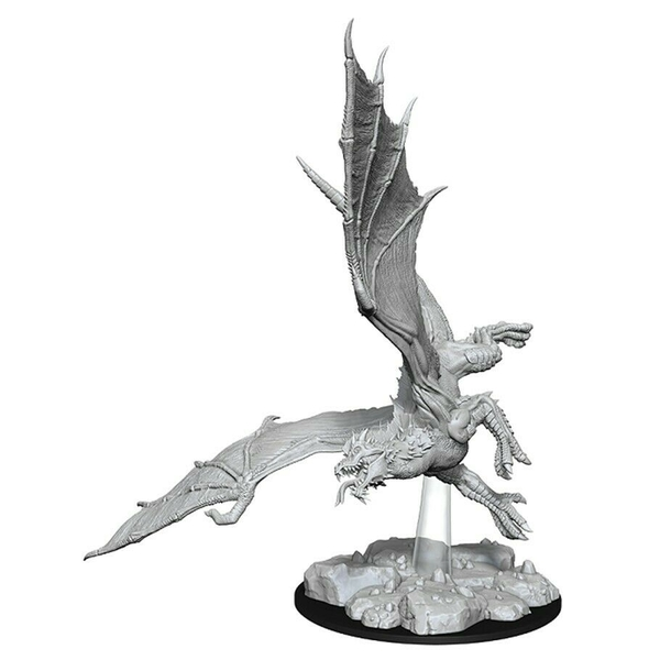 Dungeons & Dragons: Nolzur's Marvelous Unpainted Minis: Young Green Dragon