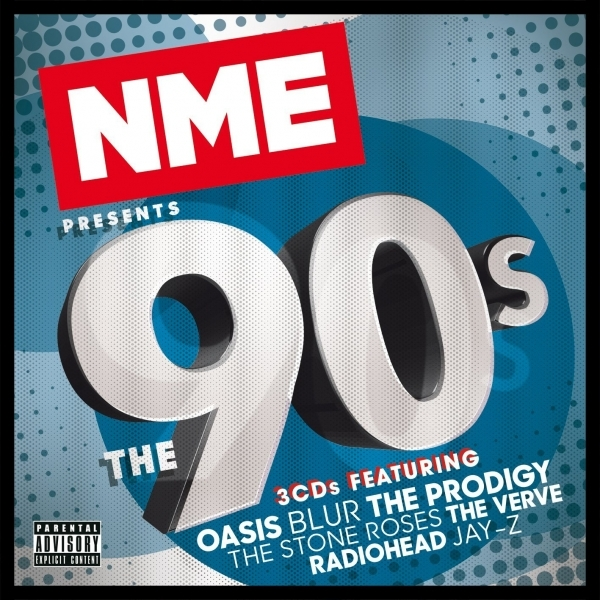 NME Presents The 90s CD