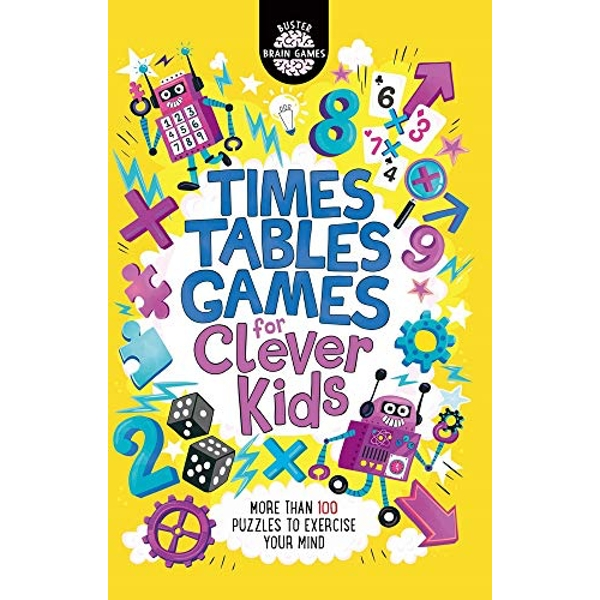 Times Tables Games for Clever Kids  Paperback / softback 2018