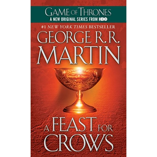 A Feast for Crows by George R. R. Martin (Paperback / softback, 2006)