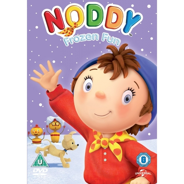 Noddy in Toyland - Frozen Fun DVD