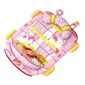 Bright Starts Pretty in Pink Tummy Cruiser Activity Prop & Play Mat