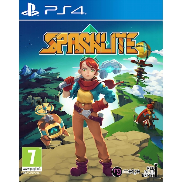 Sparklite PS4 Game