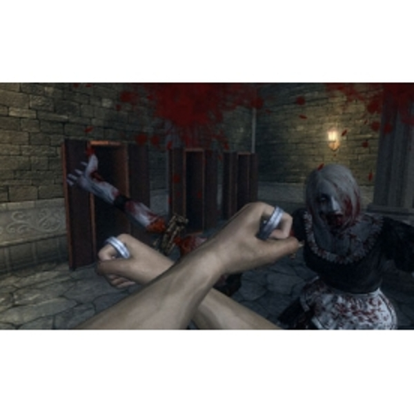 Kinect Rise of Nightmares Game Xbox 360 - Image 2