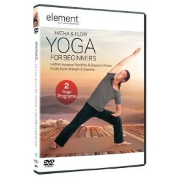 Element Hatha & Flow Yoga for Beginners DVD