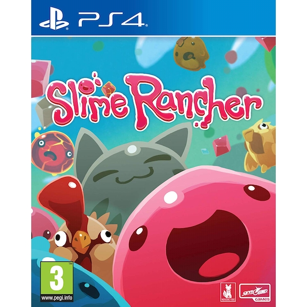 Slime Rancher PS4 Game