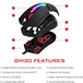 MSI CLUTCH GM30 RGB Optical GAMING Mouse 6200 DPI Optical Sensor - Image 3